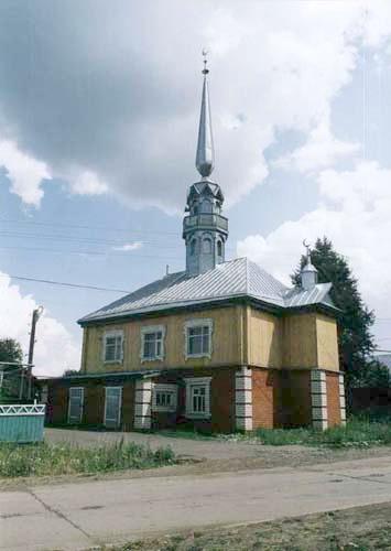 belozerie0-tn Мордовия: татарские села Мордовия Посреди России