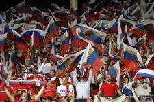 Сборная России по футболу победила финнов