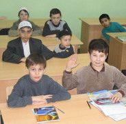 Детская группа медресе «Шейх Саид»