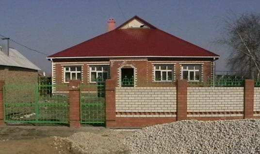 Мечеть в Красном Куте