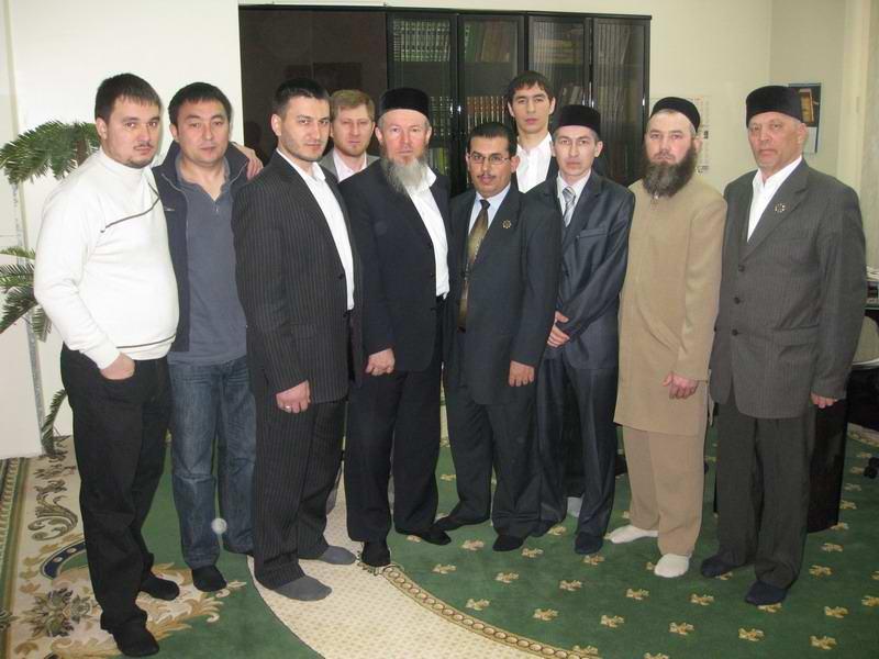 Преподаватели медресе «Шейх Саид»