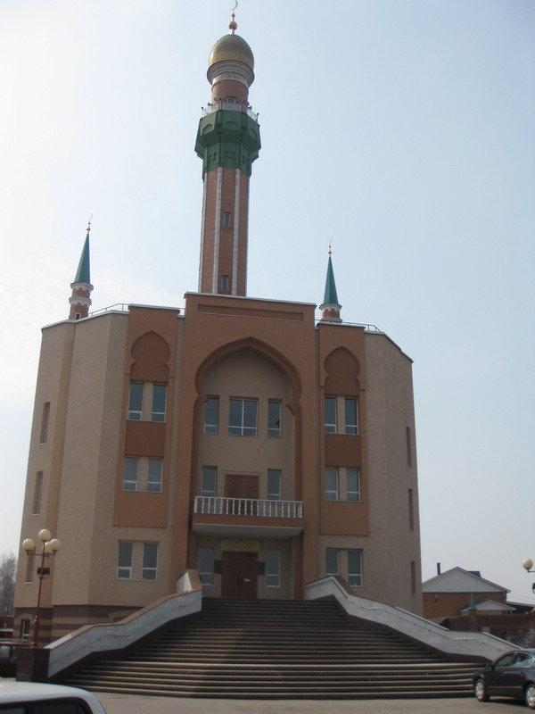 Мечеть г. Альметьевска