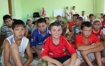 Детский лагерь в с. Новопривольное