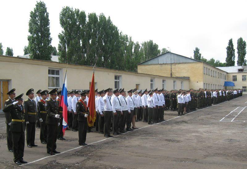 Присяга в Балашове