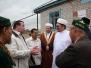 Начало строительства исламского центра в с. Кривовское