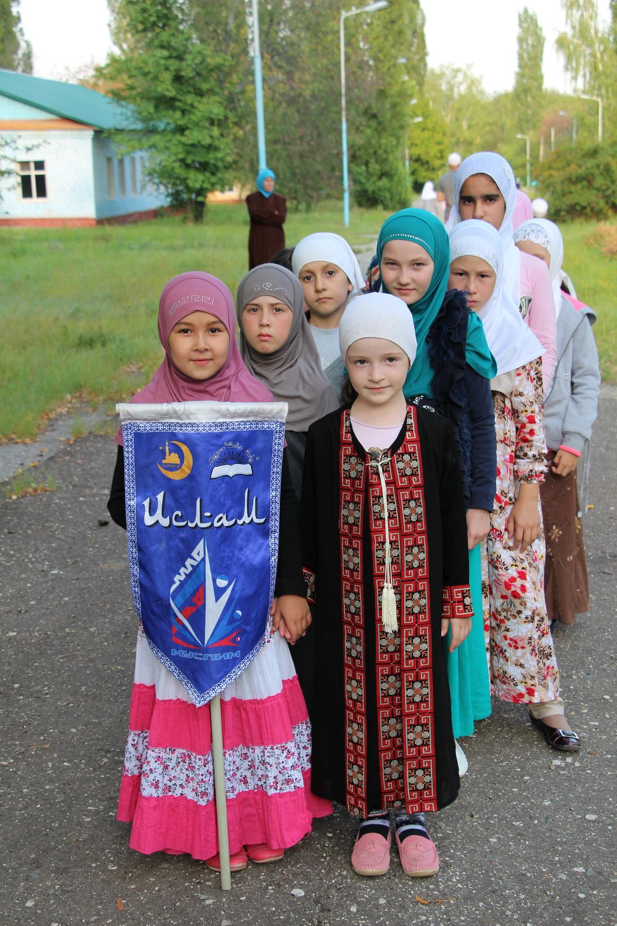 Мусульманские дети фото на