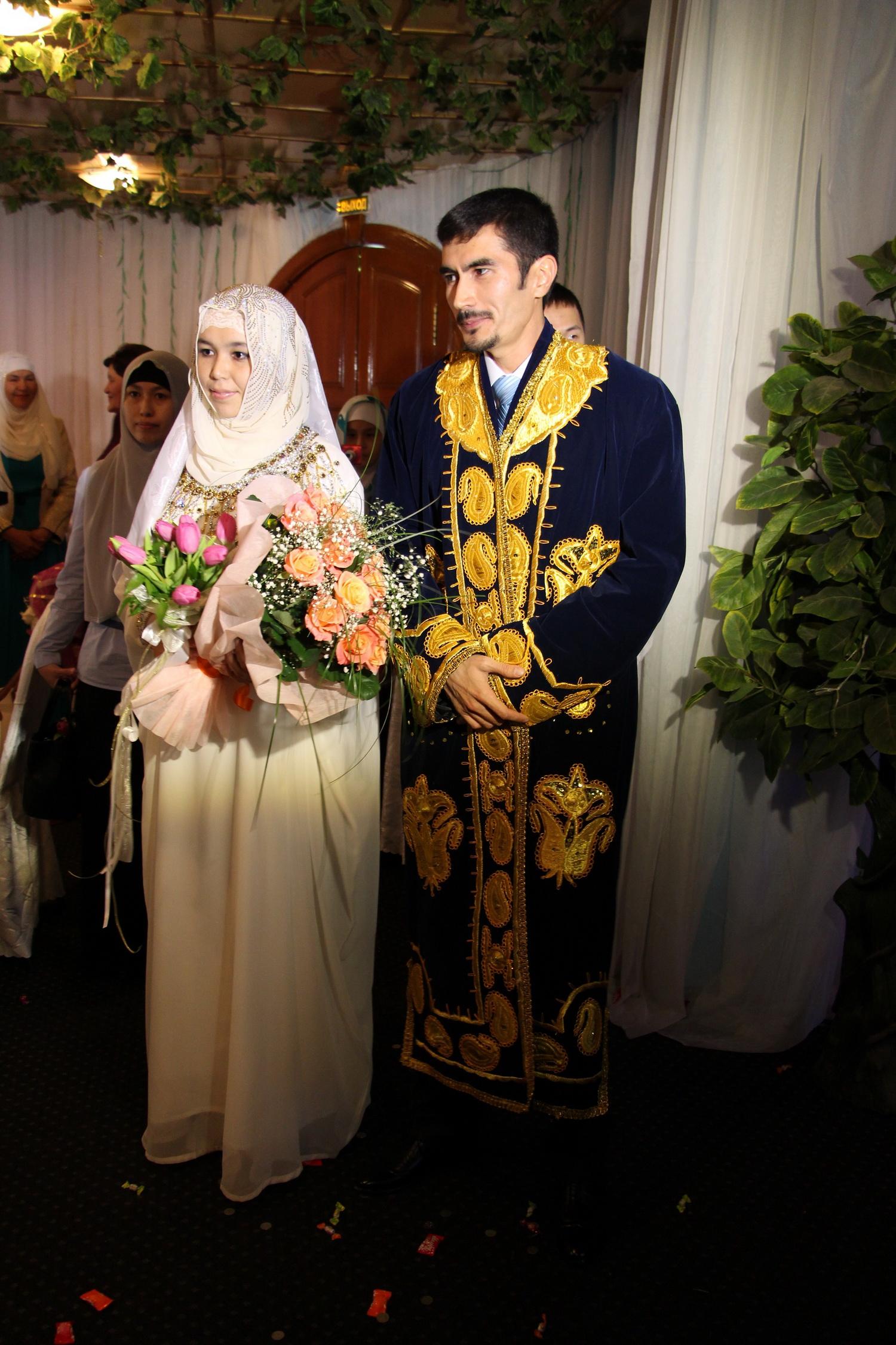 Исламские поздравления новобрачным 85
